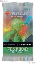 MTG Zendikar Rising - Magic the Gathering COLLECTOR Booster Pack