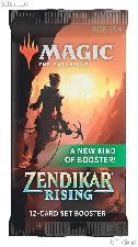 MTG Zendikar Rising - Magic the Gathering SET Booster Pack