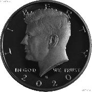 2020-S Kennedy Half Dollar * GEM SILVER PROOF 2020-S Kennedy Proof
