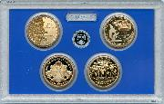 2019-S American Innovation Dollars PROOF Set In Box with COA 2019 Dollars