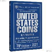 Whitman Blue Book United States Coins 2021 - Hard Cover