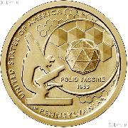 2019-S American Innovation Dollar Pennsylvania PROOF Coin 2019 Dollar