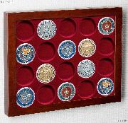 Lighthouse Louvre Coin Case for 38mm Capsules MV CAPS 38