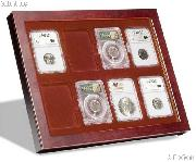 Lighthouse Louvre Coin Case for Slab Coins MV SLAB