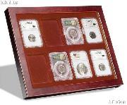 Lighthouse Louvre Coin Case for Slab Coins MV SLAB