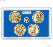 2020-S American Innovation Dollars PROOF Set In Box with COA 2020 Dollars