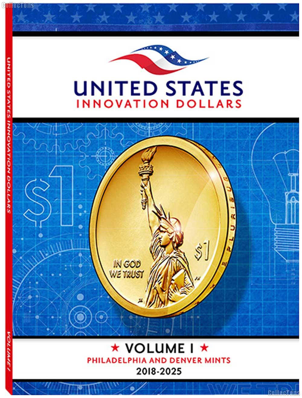 Whitman Innovation Dollars Folder 2018-2025 Volume I