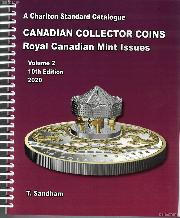 2020 Canada Charlton Standard Catalogue Canadian Collector Coins RCM Mint Issues Vol. 2 10th Ed
