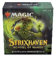 MTG - Magic the Gathering - Strixhaven Prerelease Pack WITHERBLOOM