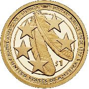 2021-S Native American Dollar GEM PROOF 2021 Sacagawea Dollar SAC