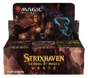 MTG Strixhaven School of Mages - Magic the Gathering DRAFT Booster Factory Sealed Box