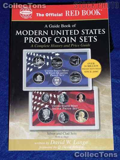 Red Book Modern United States Proof Coin Sets - Lange