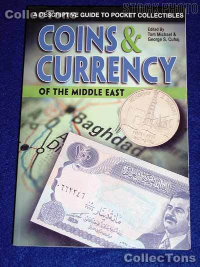 Coins & Currency of the Middle East Book