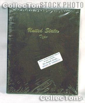 Dansco U.S. Type Coins 1800-Date Album #7070