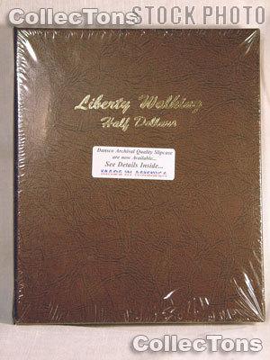 Dansco Walking Liberty Half Dollars Album #7160