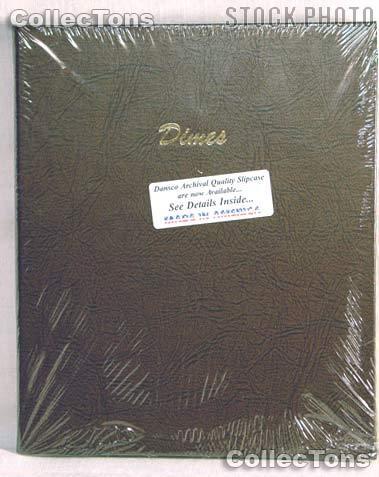 Dansco Dimes Plain with 168 Ports Album #7127