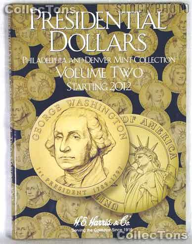 Harris Presidential Dollars P & D 2012-2016 Folder 2278