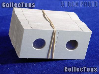 100 2x2 Cardboard Coin Holders DIMES