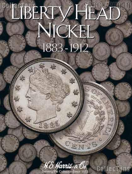 Harris Liberty Nickels 1883-1912 Coin Folder  2677