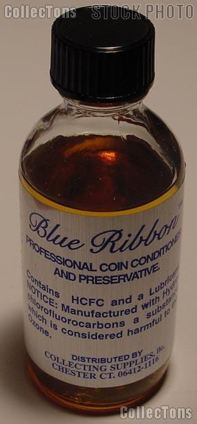 Blue Ribbon Coin Conditioner Amp Preservative
