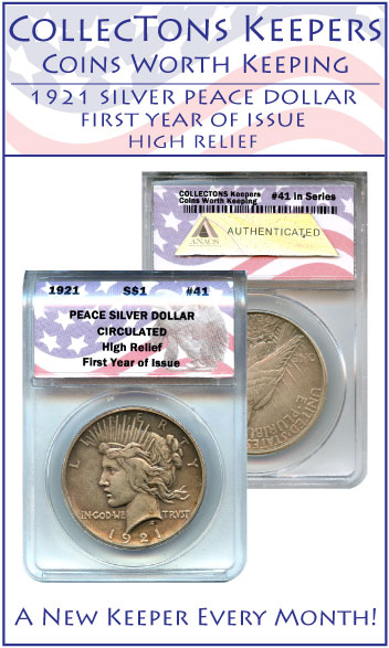 CollecTons Keepers - Coins Worth Keeping