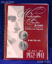 Washington Quarter Book 1932-1941 Volume 1 - Wiles
