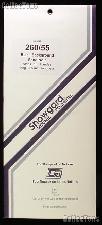 Showgard Pre-Cut Black Stamp Mounts Size 260/55