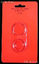 """Air-Tite Coin Capsule Direct Fit """"A18"""" Coin Holder for DIMES"""