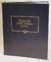 Kennedy Half Dollars 03-07 Whitman Classic Album #1974