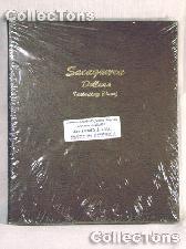 Dansco Sacagawea Golden Dollars with Proof Album #8183