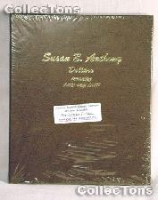 Dansco Susan B. Anthony Dollars with Proof Album #8180