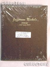 Dansco Jefferson Nickels 1938-2005 w/ Proof Album #8113