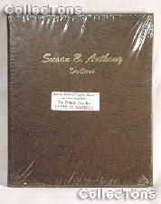 Dansco Susan B. Anthony Dollars SBA Album #7180
