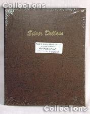 Dansco Silver Dollars Plain with 48 Ports Album #7177