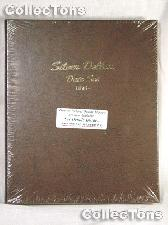 Dansco Silver Dollars Date Set 1878-Date Album #7172