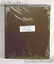 Dansco Nickels Plain with 144 Ports Album #7117
