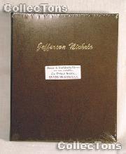 Dansco Jefferson Nickels 1938-2005 Album #7113