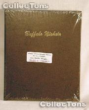 Dansco Buffalo Nickels Album #7112