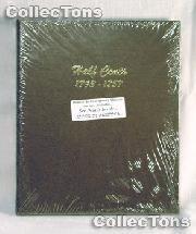 Dansco Half Cents 1793-1857 Album #7098
