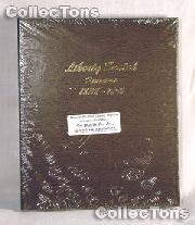 Dansco Liberty Seated Quarters 1838-1891 Album #6142