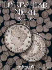 Harris Liberty Nickels 1883-1912 Coin Folder  2677