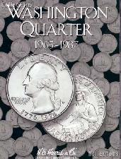 Harris Washington Quarters 1965-1987 Coin Folder  2690