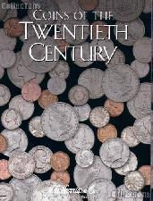 Harris 20th Century Type Set Coin Folder  2700