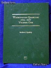 Littleton Washington Quarters 1932-47 Coin Folder LCF12