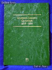 Littleton Standing Liberty Quarters Coin Folder LCF16