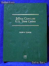 Littleton 20th Century U.S. Type Coin Folder LCF27