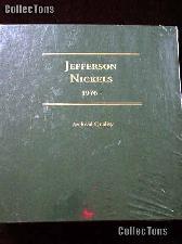 Littleton Jefferson Nickels 1976-2006 Album LCA29
