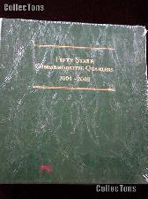 Littleton State Quarters 2004-2008 w/ Proof Album LCA18