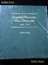 Littleton Walking Liberty Half Dollars Album LCA5