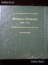 Littleton Morgan Silver Dollars 1892-1921 Album LCA9